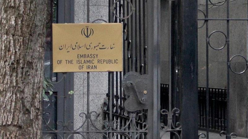 Iran Embassy in Belgium