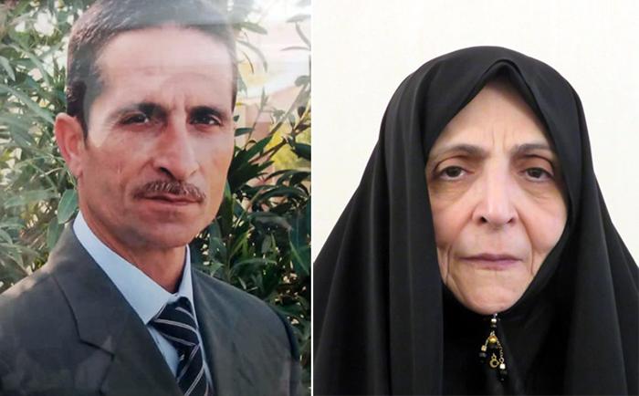 Mohammad Keshmiri mum