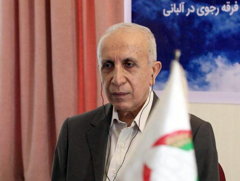 Ebrahim Khodabande - CEO of Nejatngo