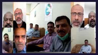 MEK defectors from khuzestan