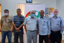 Nejat Society families of Kuzestan branch