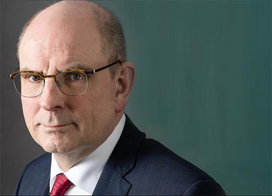 Koen Geens,Belgium Minister of Justice
