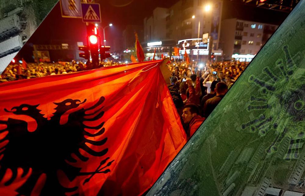 MKO members in Albania and the corona virus