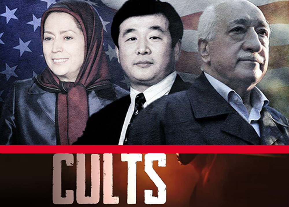 The United Sects of America: How cultists help to form of the US foreign policy
