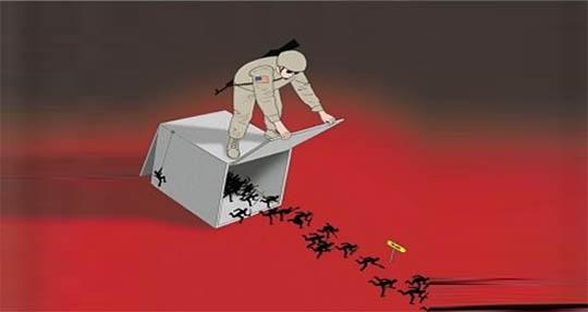 mek US terrorists - our men in Iran