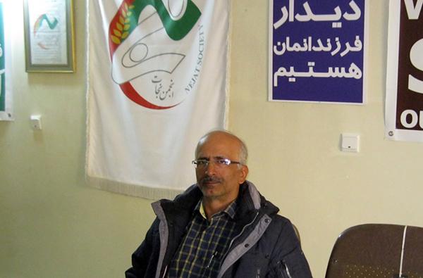 Hossein Mamluki- Jaafar Mamluki's brother