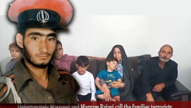 Mr. Miri Hosseini's call for the release of his captive brother Hossein Hosseini after 32 years of captivity in the camps of Saddam Hussein and Massoud Rajavi