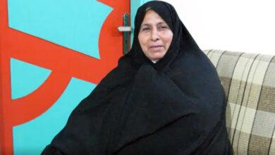 Ms. Sedigheh Abbasi -Reza Ali Mirzaei spouse