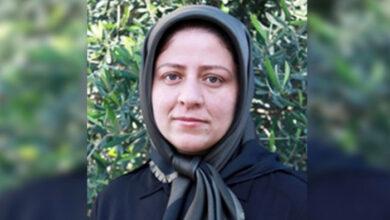 Photo of The girl is held hostage by Mojahedin Khalq
