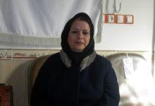 Nahid Moradpour - Yahya Moradpour's sister