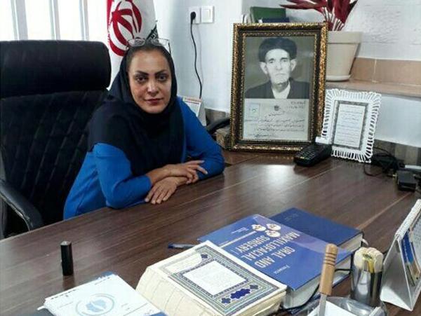 Dr. Samineh Sadat Mozaffar Moqaddam, sister of Seyyed Nafis Mozaffar Moqaddam