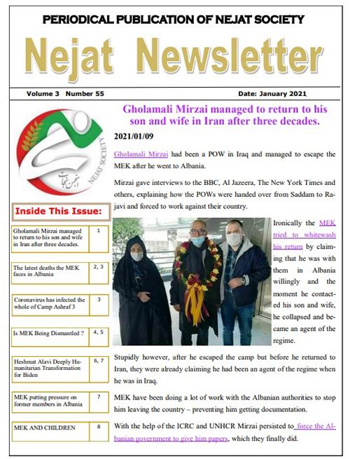 Nejat Newsletter no 80