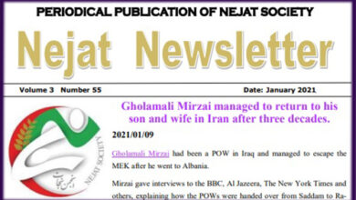 Nejat Newsletter no 80