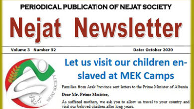 Nejat Newsletter no 77