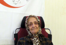Photo of Mother of Fereydoun Nedayi's letter to the Prime Minister of Albania