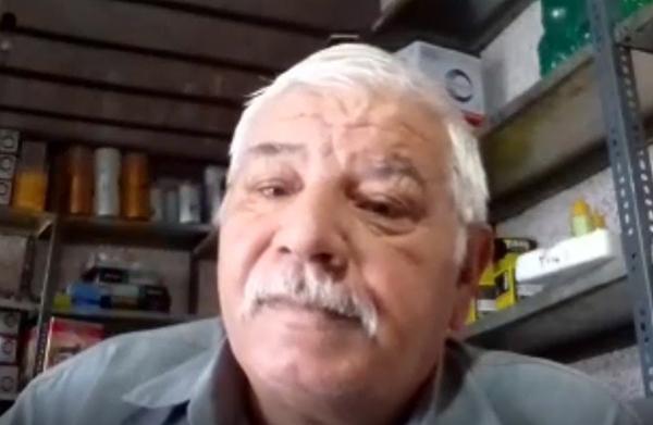 Brother of Hussein Nematollahi