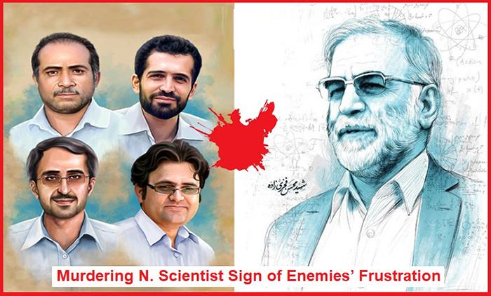 Murdering Iran's N. Scientist