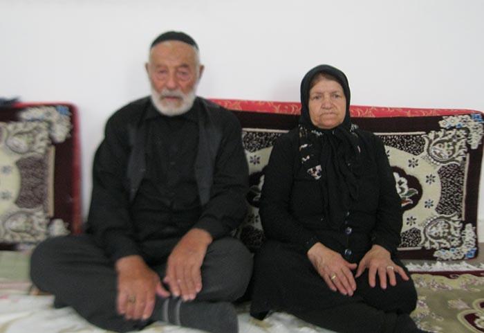 HamidReza Nouri Parents