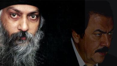 Osho and Massud Rajavi