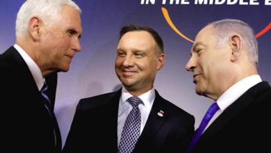Photo of Trump allies hijack Warsaw summit with calls for Iran war, regime change