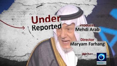 PressTV underreport on the MEK Saudi Arabia connections