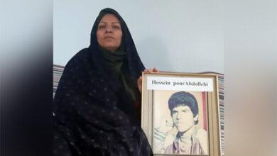 Hossein pourabdollahi sister - Kerman -
