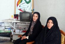 Habibollah Qasemi sister; Leila