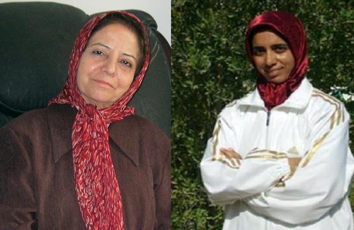 Parvane Rabiei the MEK cult hostage