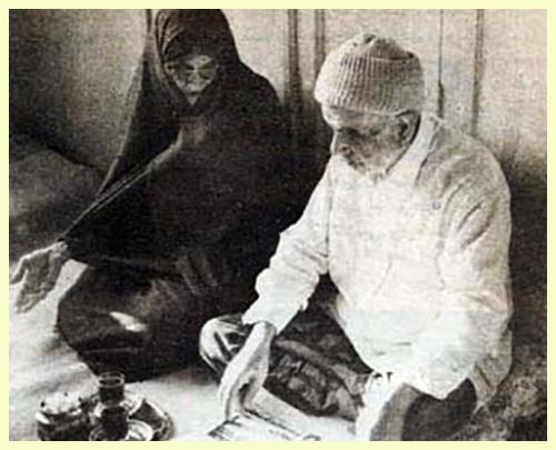 Masud Rajavi parents