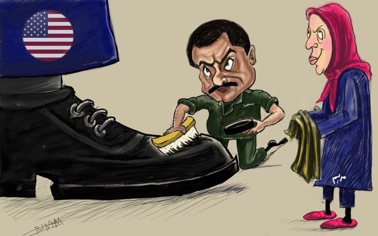 Rajavis and USA