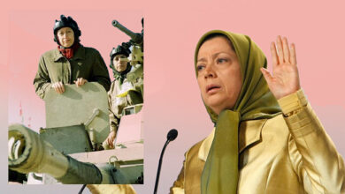 Photo of When would Maryam Rajavi disappear?