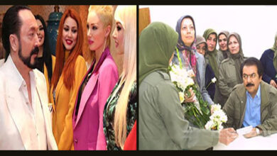 "Photo of Rajavi should be tried for running a ""sex cult"" as Adnan Oktar is"