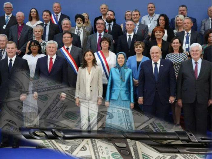 US advicated of MEK Terrorists