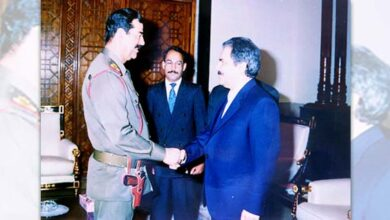 Photo of What three favors Rajavi asked Saddam to do for him?