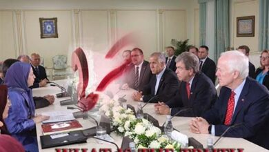 Photo of The truth about the American fact-finding delegation's visit to MEK terrorist camp in Tirana