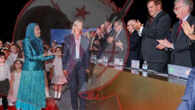 Photo of Extreme right of Europe and Netanyahu's new mission to Rajavi Cult