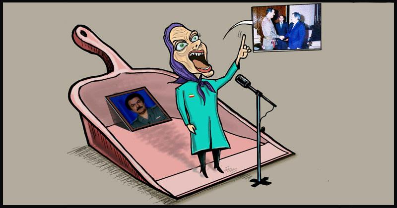 Mujahedin-e Khalq and Saddam cooperation