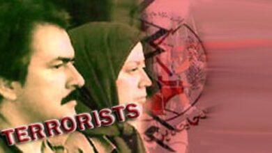 Photo of Maryam Rajavi MEK leader or Massoud's front figure?