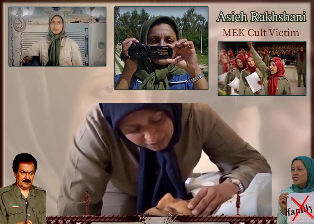 Asieh Rakhshani- mek victim