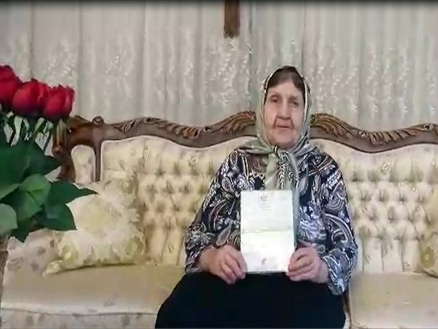 Ferdows Eivazi is the mother of Khorram Ramezani