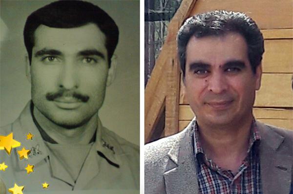 Hojjat Rezaei brother