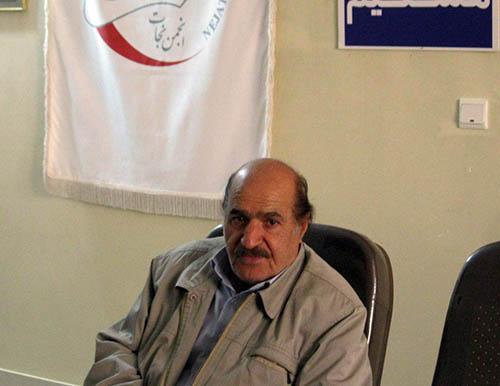 Azizullah Rostami. brother of Dariush Rostami