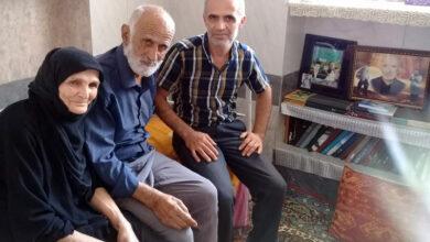 Mohammad Mehdi Sabet Rostami family