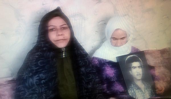Ali Madad Sadeghi Family