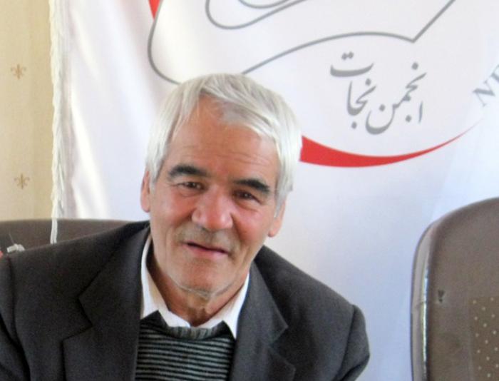 Mohammad Salami. brother of Reza Salami