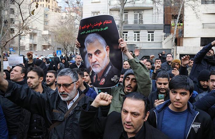 : US assassination of Qassem Soleimani