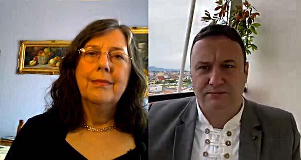 Ann Singleton and Dr. Olsi interview
