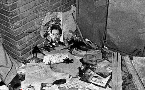 Haft-e Tir bombing