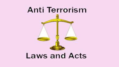 Photo of British Anti-Terrorism Policy and the MEK