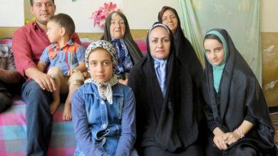 Mohammad Zarezadeh Baghdadabadi family